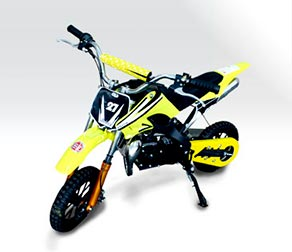 Mini moto cross Barzi 49cc Vento